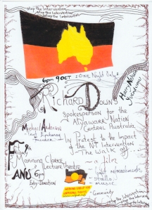 canberra poster